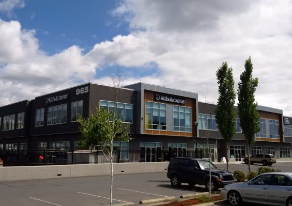 Silver - Verity Construction - Hulls Business Park