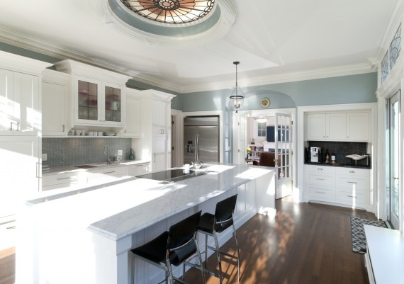 Silver - Thomas Philips Woodworking - Rockland Manor