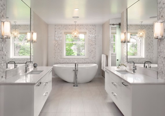 Gold - Jenny Martin Design, Ken Murray Developments and South Shore Cabinetry - Muse