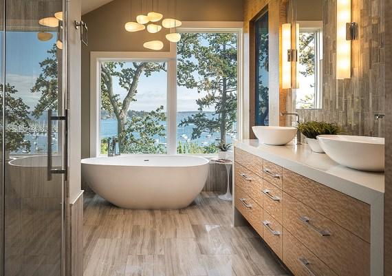Silver - Jason Good Custom Cabinets - Blue Lagoon