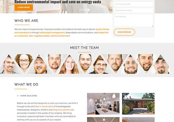 Silver-Interactive-Construction-website