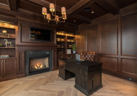 Gold - GT Mann Contracting Ltd. and Thomas Philips Woodworking - Norfolk