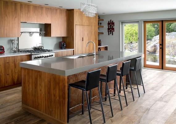 Silver - Thomas Philips Woodworking and Mari Kushino Design - Sea Pearl