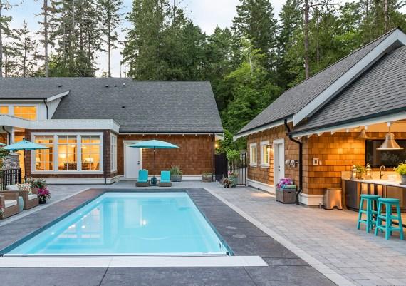 Gold - Philco Construction and Ryan Hoyt Designs - Backyard Retreat