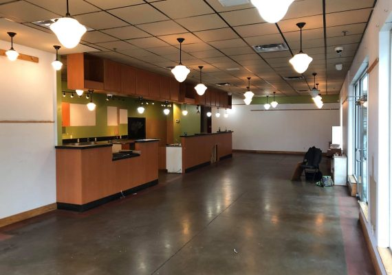 Silver - FreshSpaces Design/Build - The Collective (before)