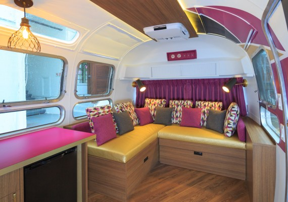 Silver - Kimberly Williams Interiors - The Airstream