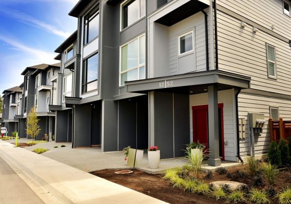 Silver - Verity Construction, Westhills Land Corp. and Victoria Design Group - Nova Lands Family Townhomes