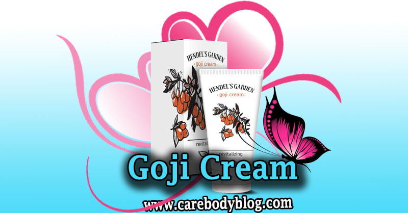 goji cream against wrinkles