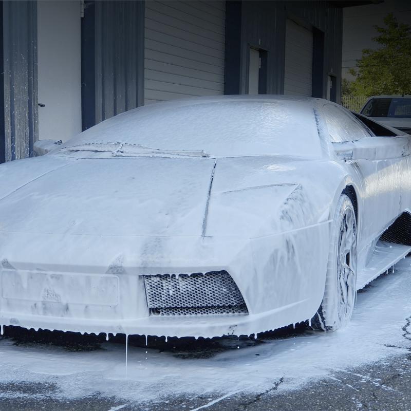 Shampoing lavage – Prelavage Power Foam Lamborghini