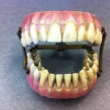 porcelain denture