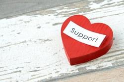 ⑤従業員の自発を促しビジョン実現へのサポート