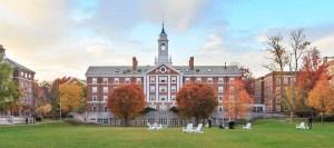 ハーバード大学