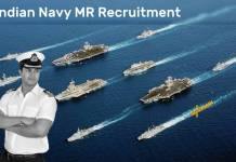 Indian Navy MR Recruitment