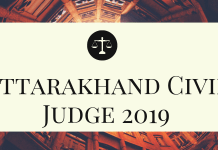 Uttarakhand-Civil-Judge-2019-Aglasem