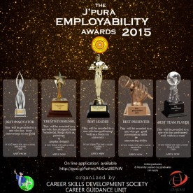 J'pura Employability Awards 2015