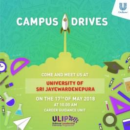 USJP Awareness Session – Unilever Leadership Internship Program 2018