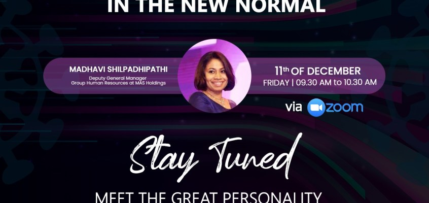 YOUTH SKILLS AND EMPLOYABILITY IN NEW NORMALby Madhavi Shilpadhipathi – 11th December 2020