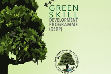 Image result for Union Environment Ministry launches Green Skill Development Programme