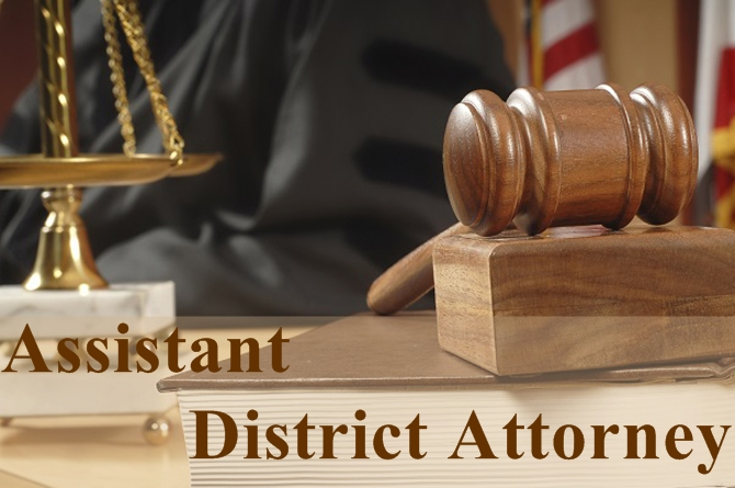 Career as Assistant District Attorney Deputy District Attorney  How to become an assistant