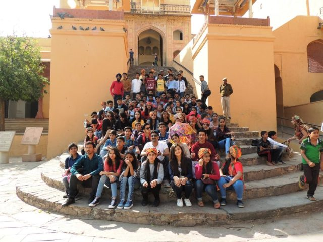 Educational Tour to Jaipur 2017
