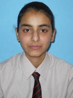 """Aanchal Saini"" Scored 682 Marks and Secured 9th Rank in HP BOARD MERIT LIST."
