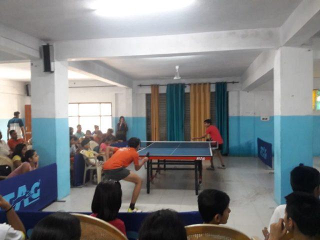Inter School Table Tennis Tournament