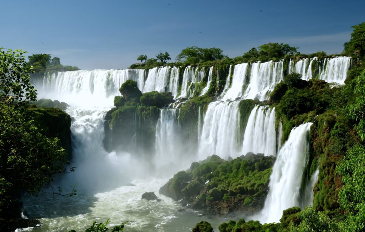 5 Greatest Waterfalls in the World