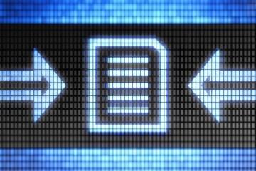 ASCII plain-text resume