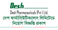 Desh-Pharma-Job-Circular