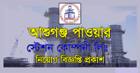 Ashugonj-Power-Station-Company-Ltd-job-circular-image