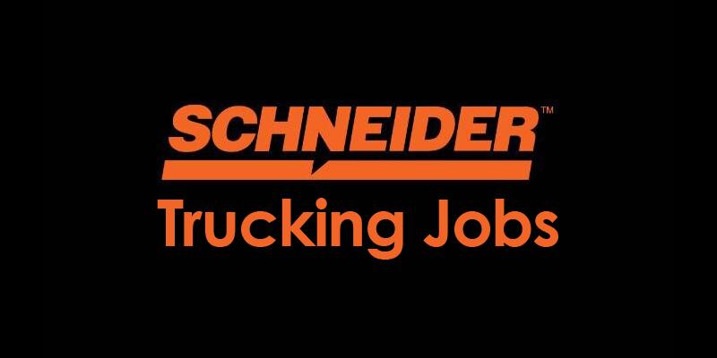 schneider-trucking-jobs