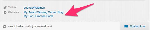 Spice up Your LinkedIn Profile Links, Yo
