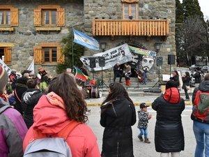 Street festival Bariloche