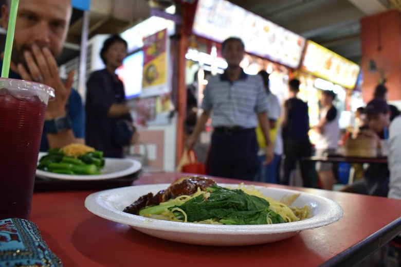 The Chinatown Food Complex: is this the best hawker centre in Singapore?