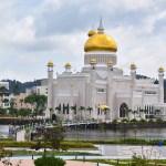 Sultan Omar Ali Saifuddien Mosque Bandar Seri Begawan Brunei