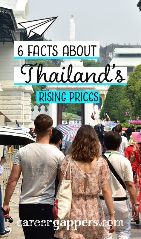 Thailand has a reputation for being a cheap travel haven. But does the reality match expectations?