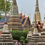 Bangkok itinerary Wat Pho Thailand