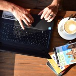 Going professional as a travel blogger