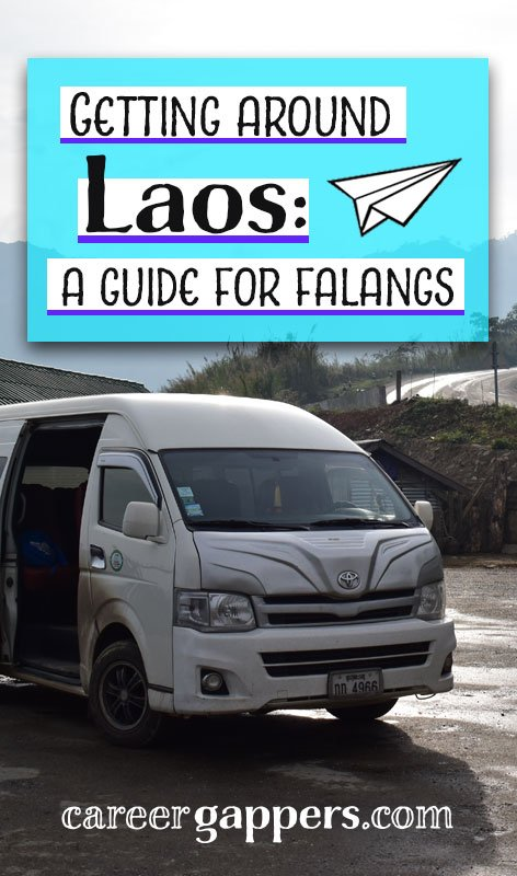 In one year of travel we have visited 20 countries and had many different public transport experiences, but none quite as tricky to navigate as Laos. Here is a guide to getting around Laos for falangs.