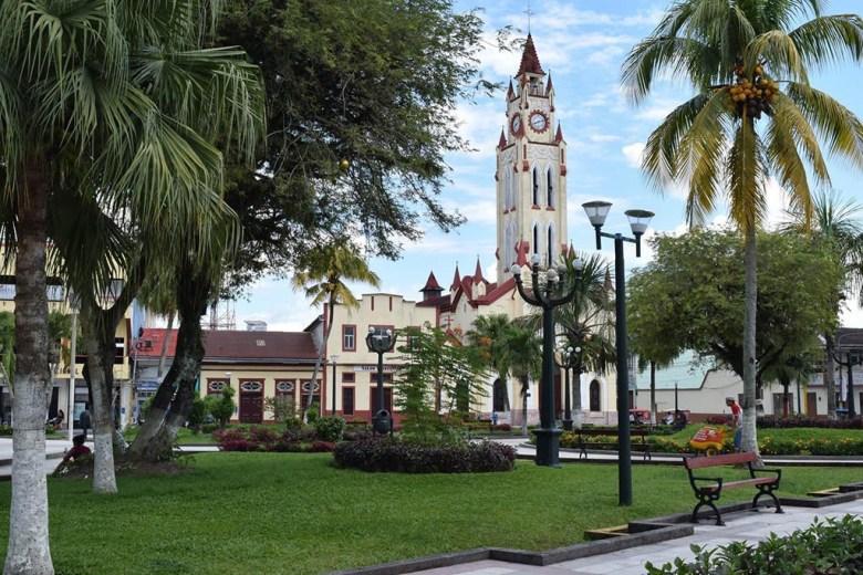Iglesia de San Juan Bautista, Iquitos