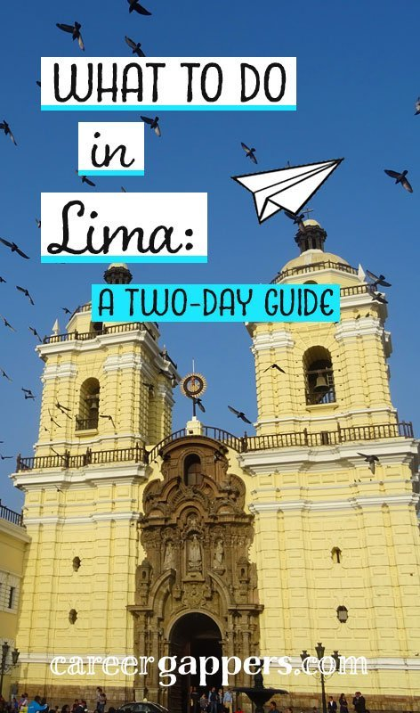 With a population of nearly 9 million, Lima is South America's second-biggest city. But despite its size, we found the Peruvian capital's highlights easy to navigate in just a couple of days. Our experiences provide a handy guide for planning what to do in Lima.