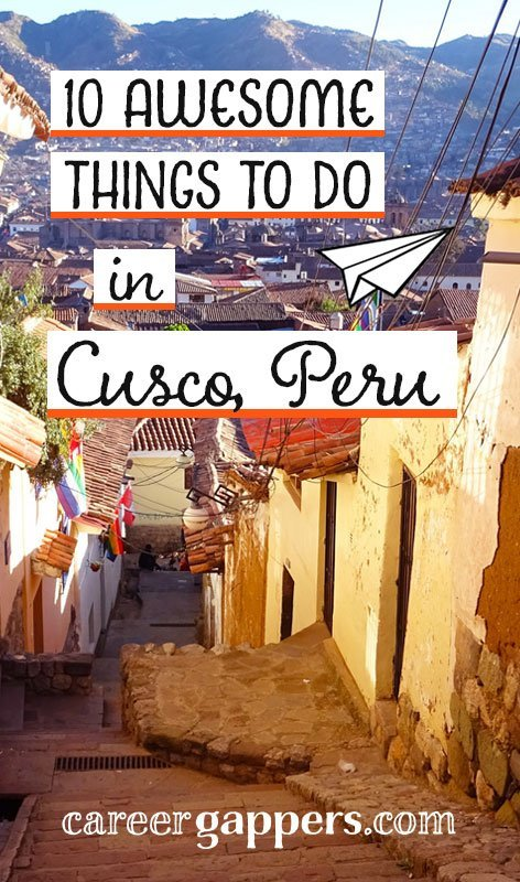 Cusco welcomes 2 million tourists every year, most of whom visit to see Machu Picchu. Now a UNESCO World Heritage Site, there are countless things to do in Cusco besides the Inca Trail.
