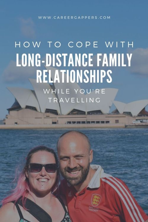 Every traveller knows that long-distance family relationships are not easy, and extended trips abroad can be laced with guilt and FOMO. Here are my reflections on our experiences while we were away, and what it was like to see everyone again. #longdistancefamily #familyrelationships #travelrelationships #travelfomo #family