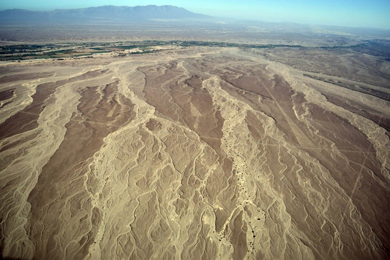 The world-famous Nazca Lines still pose a mystery to scientists and archaeologists