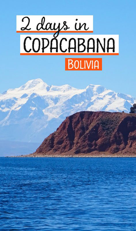 3,800m above sea level and surrounded by snow-capped mountains, Lake Titicaca is the world's largest navigable body of water. The lakeside town of Copacabana, Bolivia is the perfect window into its beauty. Read about how we spent 48 hours around the town. Two days in Copacabana | things to do in Copacabana Bolivia | Lake Titicaca Bolivia