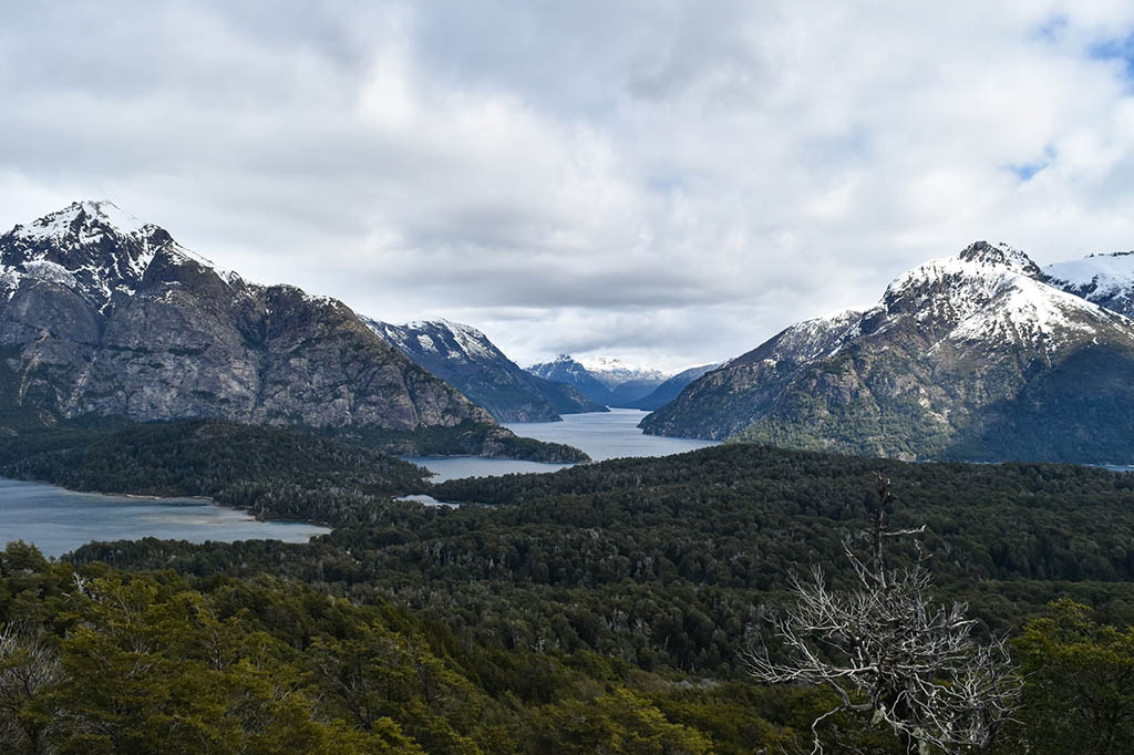 Circuito Chico Bariloche : Trekking bariloche in a day: the cerro llao llao trail career gappers