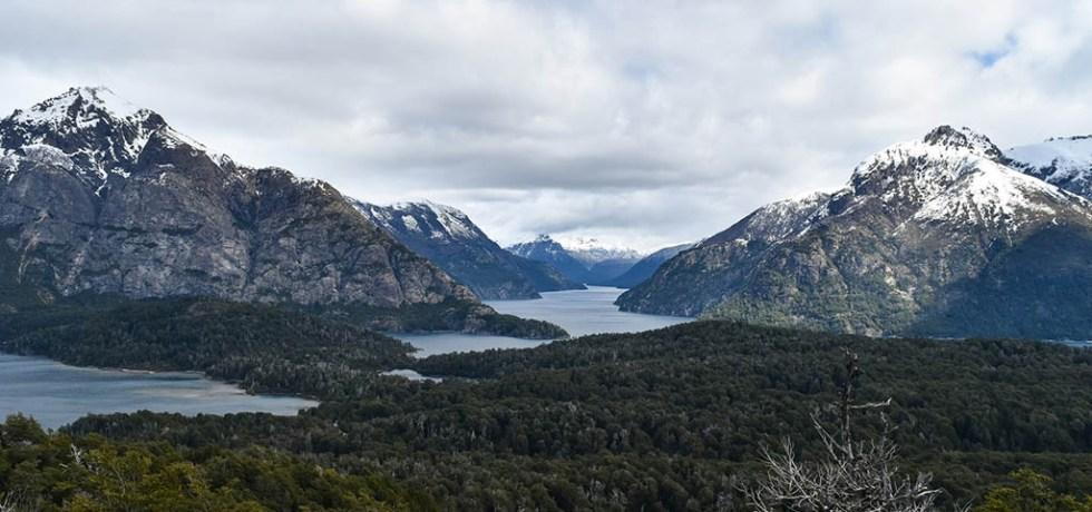 Cerro Llao Llao panaorama Bariloche