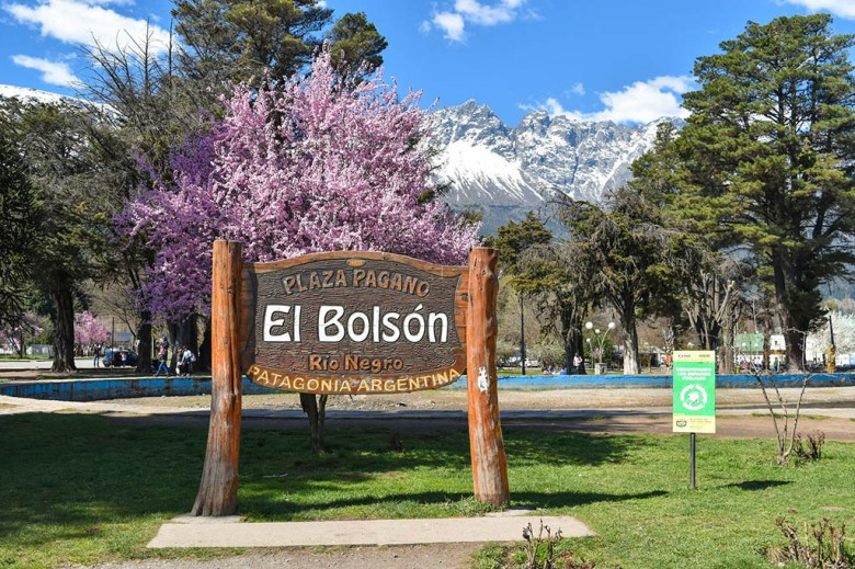 El Bolsón is growing in popularity and gaining renown for its laid-back artistic community feel