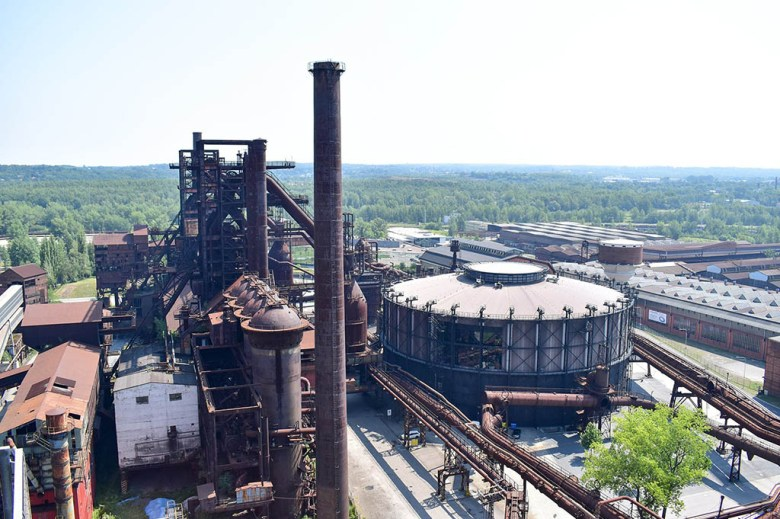 The Travel Blogger Exchange (TBEX) was held at the Gong Conference in Ostrava in the striking setting of an old ironworks