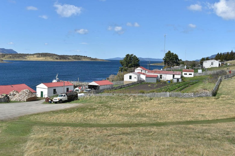 Estancia Harberton is a historic farm and ranch to the east of Ushuaia